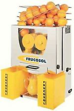 Frucosol Semi-Automatic Orange and Citrus Juicer  Model F50 ~NEW-Stainless Steel