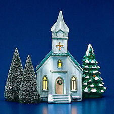 Dept 56 Snow Village® All Saints Church MINTwith box - introduced 1986