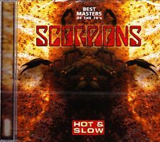 Scorpions HOT & Slow-Best Masters of the 70´s - CD NUOVO