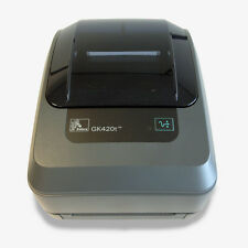Zebra Label Printer Thermal Transfer GK420t *Brand New*