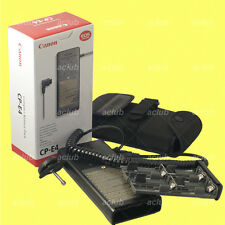 Genuine Canon CP-E4 Battery Pack CPM-E4 550EX 580EX II 600EX-RT MR-14EX MT-24EX