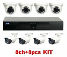 Enxun 8CH AHR KIT 720P HDMI 1MP 720P AHD Camera MVR-HK883