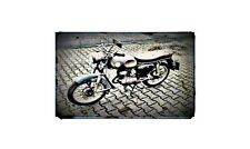 1958 Hercules K100 Bike Motorcycle A4 Photo Poster
