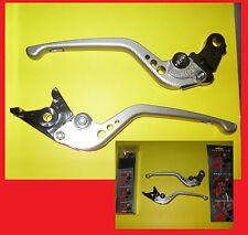leve freno e frizione alluminio regolabili Honda Hornet CBR600F NC700 CBR900