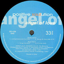 POSITIVE SOULUTION - Angel Of Love - DEA - Ita - DEA 009