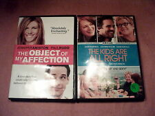 2 Alternative Families DVDs: The Object of My Affection & The Kids Are All Right