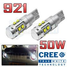 Fiesta Mk7 St 08-on Super brillante LED Bombilla inversa 921 W21W cree 50w