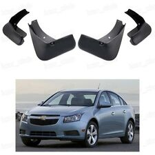 4Pcs Mud Flaps Splash Guard Fender Mudguard for Chevrolet Cruze Sedan 2009-2014