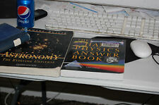 3 DIFFERENT PHYSICS BOOKS PHYSICS TEXT BOOK HUGE LOT LIST