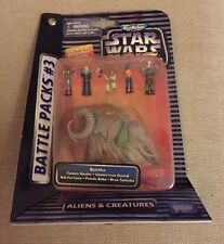 Star Wars - Action Fleet Battle Pack - #3 Aliens & Creatures '5 Figure' Pack