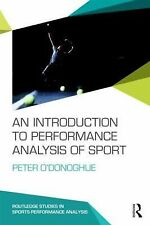 Routledge Studies in Sports Performance Analysis Ser.: An Introduction to...