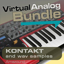 NORD LEAD 2 + JP8000 BUNDLE for KONTAKT 580 nki PATCHES 6469 WAV SAMPLES 24bit