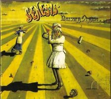 Genesis Nursery Cryme CD + DVD PAL Digipak Brand New Sealed