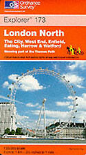 London North: The City, West End, Enfield and Ealing (