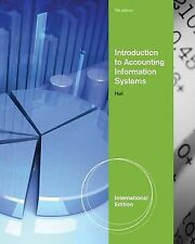 Introduction to Accounting Information Systems, International Edition, HALL, Ver