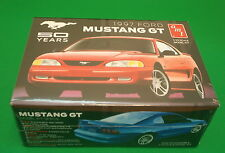 Ford 1997 Mustang GT Coupe 1:25 scale AMT Kit - HOBBY TIME MODEL SHOP
