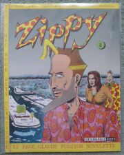 ZIPPY (THE PINHEAD) QUARTERLY #6..BILL GRIFFITH..FANTAGRAPHICS 1ST PRINT..FN+
