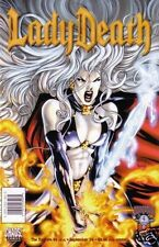 LADY DEATH: THE RAPTURE #4 Fi- (Chaos!, 1999) original Comic Book