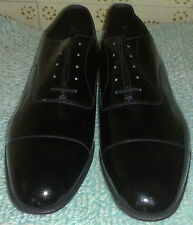 Scarpe Shoes CHURCH SACVILLE o ALASTAIR Vernice Black 10F=44-44,5 Pianta Normale
