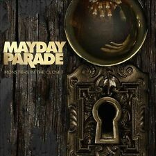 Monsters in the Closet by Mayday Parade (CD, Oct-2013, Fearless Records)