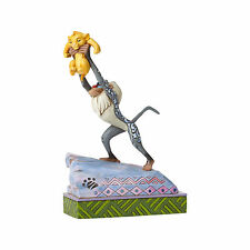 Disney Traditions Jim Shore Lion King's Rafiki and Baby Simba Figurine 4055415