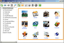 LingvoSoft Talking Picture Dictionary English Korean