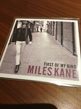 MILES KANE First My Kind CD DJ PROMO  LAST SHADOW PUPPETS