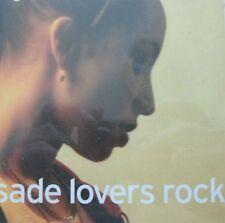 SADE - Lovers Rock (CD) . FREE UK P+P ..........................................