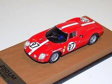 1/43 Looksmart Ferrari 250 LM 1965 24 Hours of LeMans 6th Place Finisher Leather