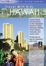 Travel With Kids  Hawaii The Island Of Oahu 2006 by Equator Creative M ExLibrary