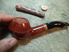 PIPA PIPE PFEIFE SAVINELLI MELANGE SMOOTH 673 N4 NEW  + TAMPER DISCOUNT