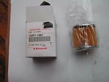 KAWASAKI Genuino Z250 A1 A2 A3 GPZ305 Filtro de aceite 16097-1002 nos igual que hf125
