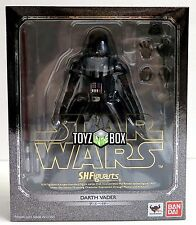 "In STOCK S.H Figuarts Star Wars ""Darth Vader"" Reissue Action Figure"