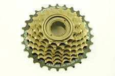 SHIMANO 7 SPEED TZ21 INDEX 14-28 FREEWHEEL BLOCK SCREW ON CASSETTE SPROCKET COG