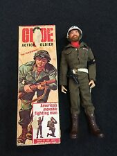 "Vintage GI Joe Gijoe 12"" Adventure Team Military Patrol In Box 1960's"