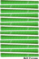Thirteen (13) Tacki-mac Tour Pro Plus Standard Neon Green Golf Grips-Mens lime