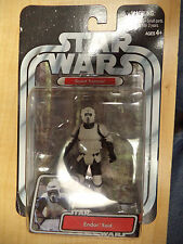 Hasbro Star Wars Post OTC Scout Trooper Figure '05 #13 MIB Rare Biker Endor Raid