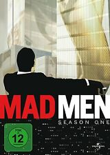 Mad Men - Season One, 4x DVD + Bonus DVD, tv