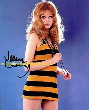 Joanna Lumley Model Actress TV Presenter Early Modelling Pic Autograph UACC 96