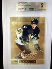 2005-06 Sidney Crosby Ultra Rookie Gold