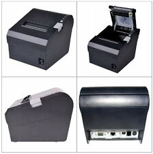 STAMPANTE TERMICA PROFESSIONALE - LAN RS232 USB - POS SCOMMESSE RICEVUTE