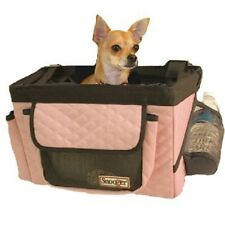 Snoozer Buddy Pet Dog Bicycle Basket - Pink
