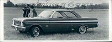 1964 Vintage 1965 Ford Falcon Futura Auto Side View Press Photo