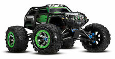 NIB Traxxas 56076-4 1/10 4WD Summit 4WD Monster Truck GREEN w/ TQi Radio / EVX-2