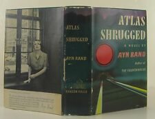 AYN RAND Atlas Shrugged FIRST EDITION