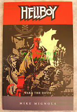 HELLBOY Wake The Devil TPB Vol 2 2nd Print. Excellent Copy Mike Mignola Cover