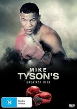 Mike Tyson's Greatest Hits (DVD, 2013) New Region 4