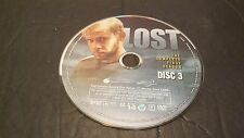 Lost First Season 1 Disc 3 Replacement DVD Disc Only