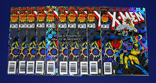 1 P54 10-Pack Uncanny X-Men #300 Holofoil Anniversary Prism Cover Newsstand Ed.