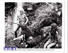 Barechested man VINTAGE Photo Creature The World Forget